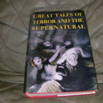 Hammond great tales of the terror and the supernatural 1954 thick hardback book